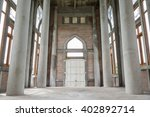 big door | Shutterstock . vector #402892714