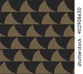 vector abstract seamless... | Shutterstock .eps vector #402908650