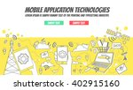 mobile application technologies ...