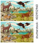 spot the differences. five...   Shutterstock .eps vector #402952960