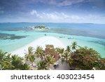 Claudy Day In Belitung's Beach...