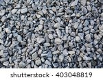 small rock   stone | Shutterstock . vector #403048819