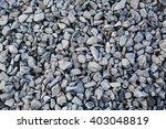 small rock   stone | Shutterstock . vector #403048819
