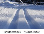 detailed view of cross country... | Shutterstock . vector #403067050