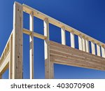 construction home building... | Shutterstock . vector #403070908