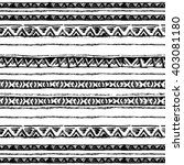 ethnic seamless pattern in... | Shutterstock .eps vector #403081180