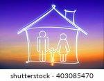 Family House Symbol