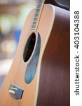 guitar   Shutterstock . vector #403104388