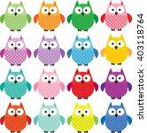 Cute Owl Clipart