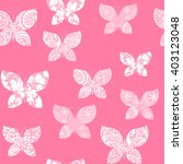 seamless background with pink... | Shutterstock .eps vector #403123048