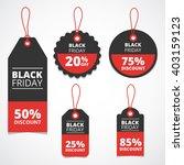 vector illustration   black... | Shutterstock .eps vector #403159123
