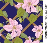 floral seamless pattern for... | Shutterstock .eps vector #403161439