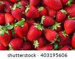 group of fresh organic... | Shutterstock . vector #403195606