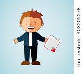 students back to school design  | Shutterstock .eps vector #403205278