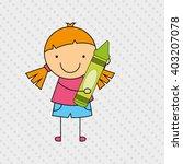 students back to school design  | Shutterstock .eps vector #403207078