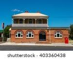 Old Building In Australia