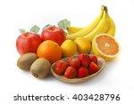 fruit set   Shutterstock . vector #403428796