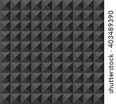 abstract geometric dark grey... | Shutterstock .eps vector #403489390