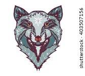 illustration of isolated ... | Shutterstock .eps vector #403507156