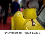 Chevrolett Corvette Mirror