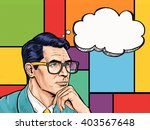 party invitation in secret...   Shutterstock . vector #403567648