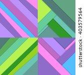 square frame multicolored...
