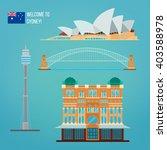 Sydney Architecture. Tourism...
