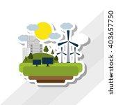 Save Energy Icon Design  Vecto...
