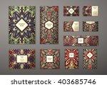 big templates set. business... | Shutterstock .eps vector #403685746