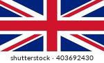 stock vector flag of united... | Shutterstock .eps vector #403692430