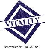 vitality rubber seal | Shutterstock .eps vector #403701550