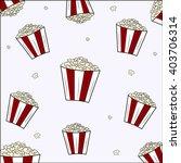 vector pattern of buckets of...   Shutterstock .eps vector #403706314