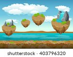 jumping islands game pattern ...