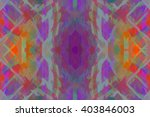 vintage abstract color abstract ... | Shutterstock . vector #403846003
