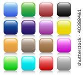button | Shutterstock . vector #40388461