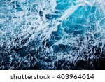 rapid sea while sailing ship.... | Shutterstock . vector #403964014