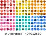 mega pack of 150 in 1 natural... | Shutterstock . vector #404012680