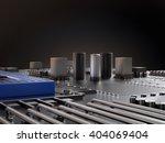 processor  microchip ...   Shutterstock . vector #404069404