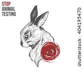 Stop Animal Testing  Cruelty...