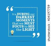 inspirational motivational... | Shutterstock .eps vector #404197759