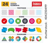 banner tags  stickers and chart ... | Shutterstock .eps vector #404250499