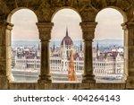 Budapest   Parliament View...