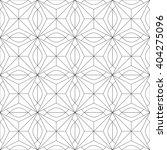 monochrome geometric seamless... | Shutterstock .eps vector #404275096