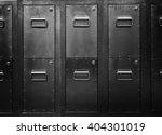 metal safety box storage... | Shutterstock . vector #404301019