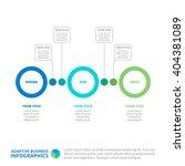 process chart template   Shutterstock .eps vector #404381089