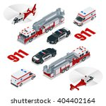 emergency concept. ambulance ... | Shutterstock .eps vector #404402164