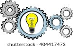 industry   electricity supplier | Shutterstock .eps vector #404417473