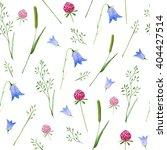 floral seamless pattern... | Shutterstock . vector #404427514