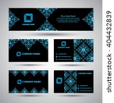 banners set for business modern ... | Shutterstock .eps vector #404432839
