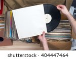 retro styled image of a... | Shutterstock . vector #404447464